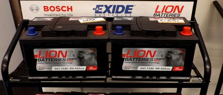 Car Batteries Falmouth