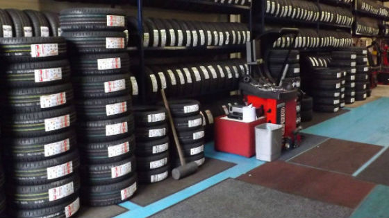 tyre dealers in falmouth