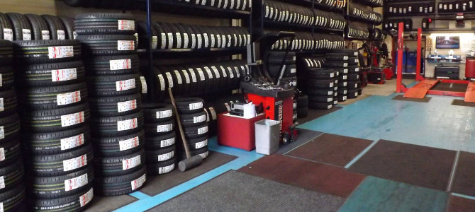 The largest selection of tyres in Cornwall